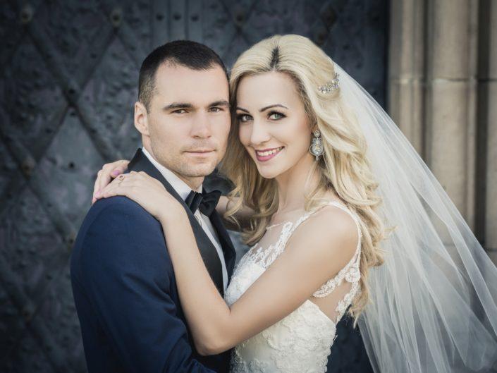 Ślub Justyny i Dawida
