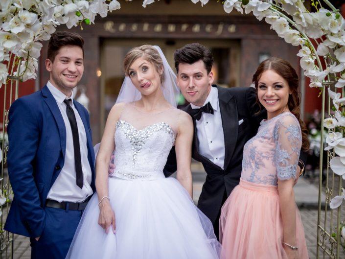 Ślub Jacka i Gosi